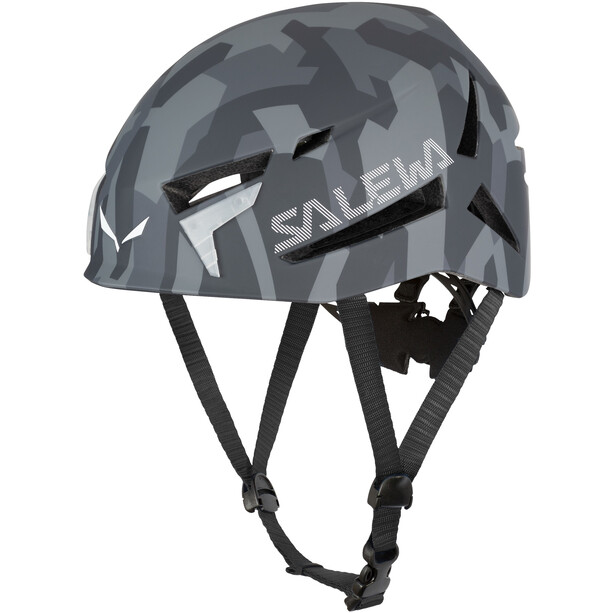 SALEWA Vega Helmet grey camo