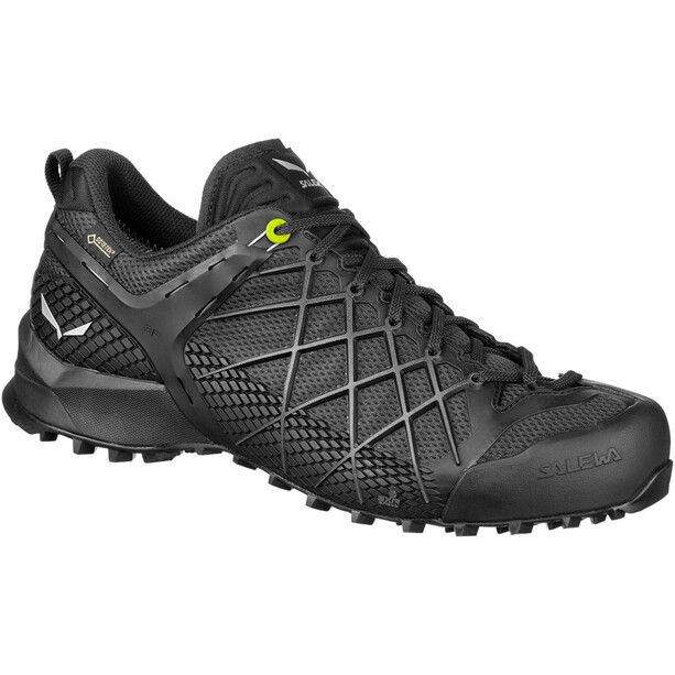 SALEWA Wildfire GTX Shoes Men black out/silver
