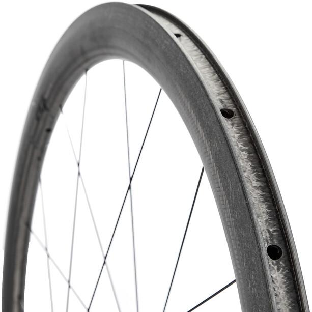 "Tune Crosser Endurance Carbon Vorderrad 28"""