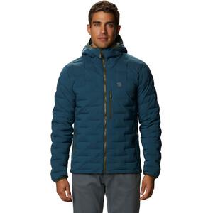 Mountain Hardwear Super/DS Stretchdown Kapuzenjacke Herren icelandic icelandic