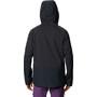 Mountain Hardwear High Exposure Gore-Tex C-Knit Jacke Herren schwarz