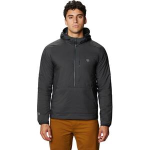 Mountain Hardwear Kor Strata Pullover Hoodie Herren dark storm dark storm