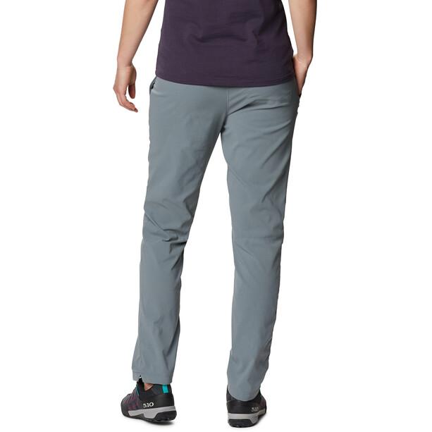 Mountain Hardwear Dynama Lined Hose Damen grau