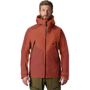 Mountain Hardwear Boundary Ridge Gore-Tex 3L Jacke Herren dark clay dark clay