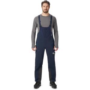 Mountain Hardwear Exposure/2 Gore-Tex Pro Trägerhose Herren dark zinc dark zinc