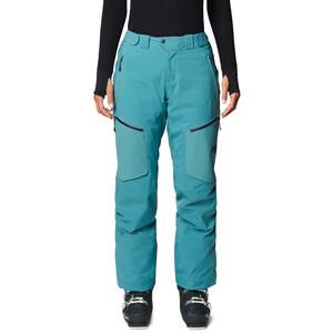 Mountain Hardwear Boundary Line Gore-Tex Isolierte Hose Damen washed turq washed turq
