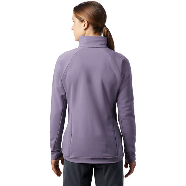 Mountain Hardwear Keele Full Zip Jacke Damen dusted sky
