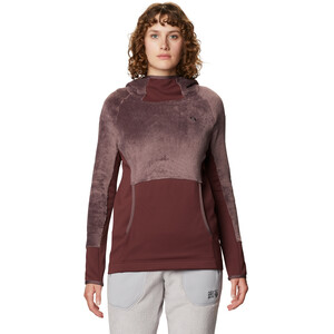 Mountain Hardwear Monkey Woman/2 Hoodie Damen warm ash warm ash