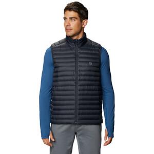 Mountain Hardwear Mt. Eyak/2 Vest Men, dark storm dark storm