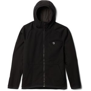 Mountain Hardwear Mtn. Tech/2 Hoodie Herren black black