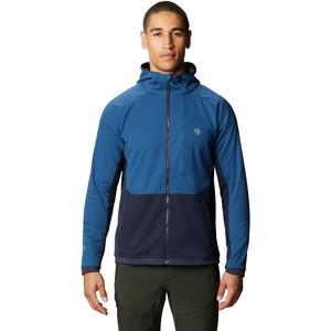 Mountain Hardwear Mtn. Tech/2 Hoodie Herren blue horizon blue horizon
