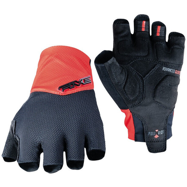 FIVE RC1 Shorty Handschuhe red/black