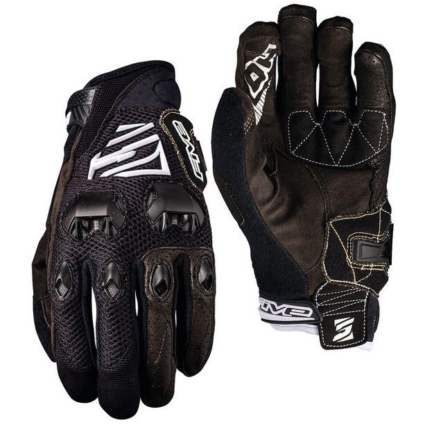FIVE Downhill Handschuhe black