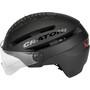 Cratoni Commuter Pedelec Helmet, musta