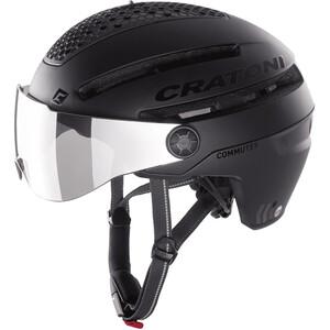 Cratoni Commuter Pedelec Helmet black matte black matte