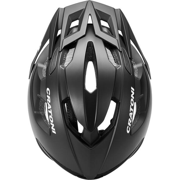 Cratoni AllRide MTB Helm schwarz
