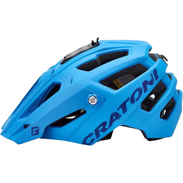 Cratoni AllTrack Casque De Vtt, bleu