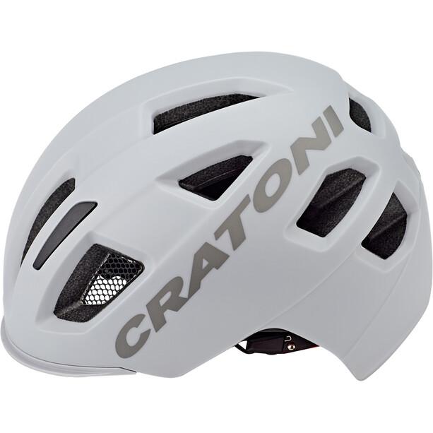 Cratoni C-Pure Casque De Ville, gris