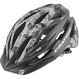 Cratoni Pacer MTB Helm black/anthracite matte black/anthracite matte