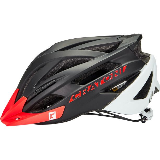Cratoni Agravic MTB hjelm svart