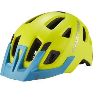Cratoni Maxster Pro Helm Kinder grün/blau grün/blau