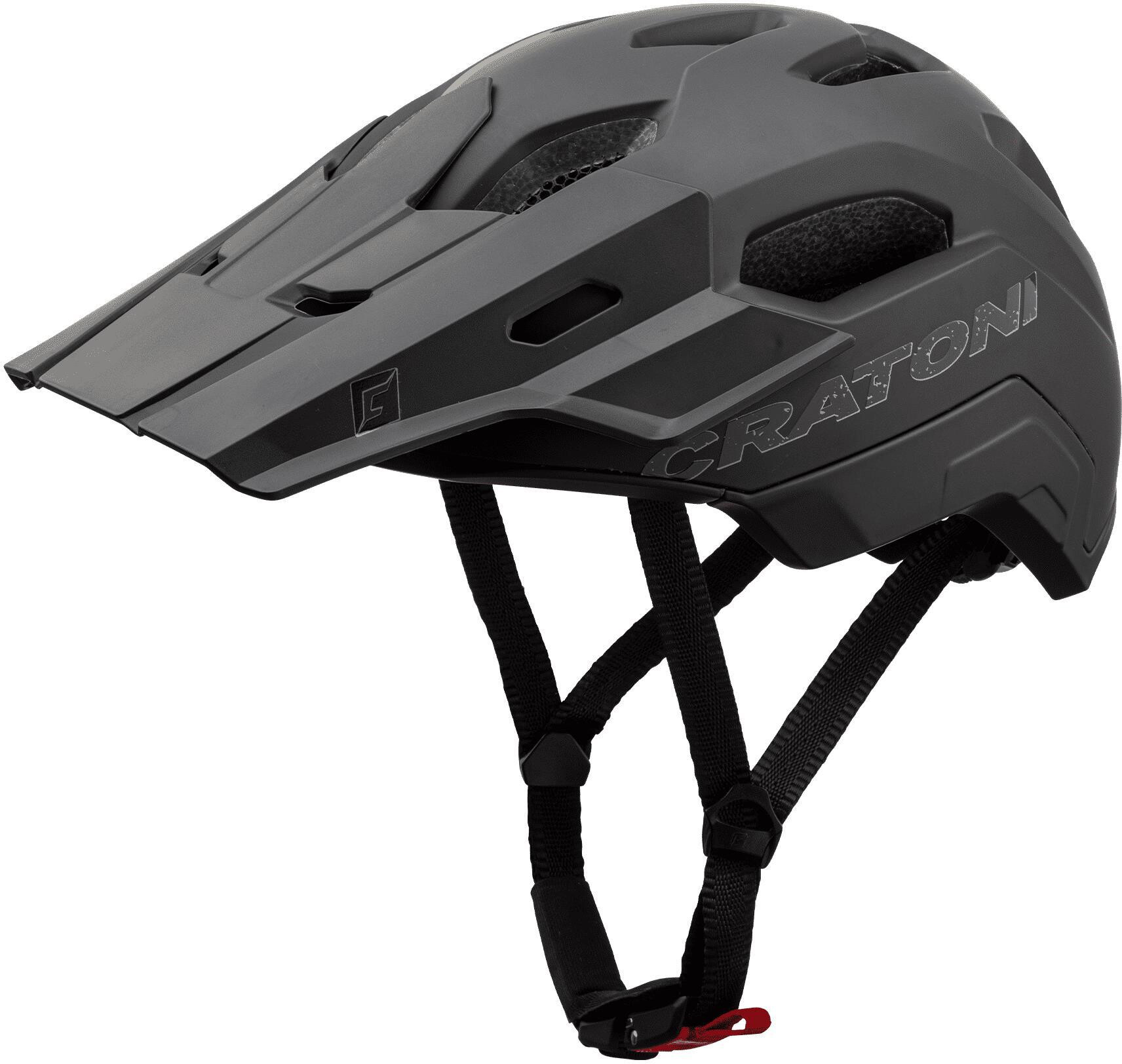 Cratoni C Maniac 2.0 Trail Helm black matte