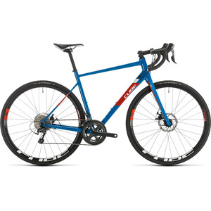 Cube Attain Race Disc 2. Wahl blue'n'red blue'n'red