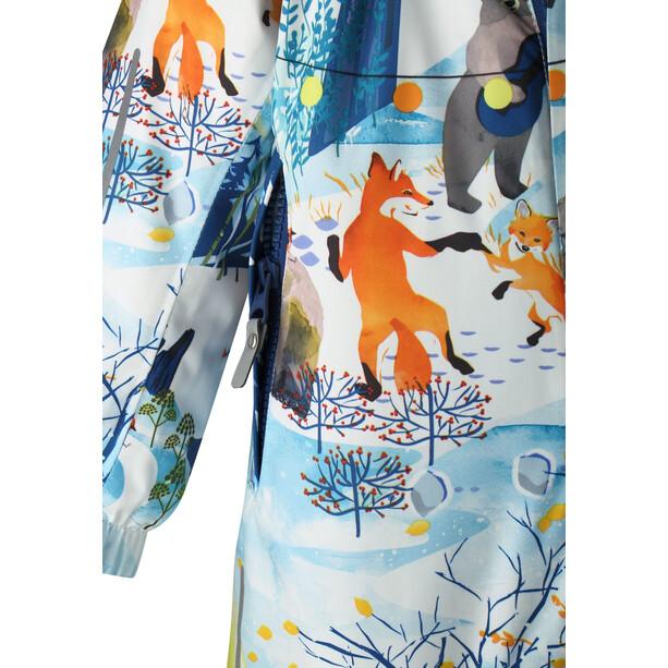 Reima Maa Winter Overall Toddler blue dream