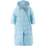 Reima Honeycomb Down Overall Infant blue dream