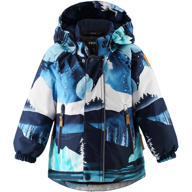 Reima Ruis Winter Jacket Toddler navy