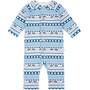 Reima Lyhde Overall Infant blue dream
