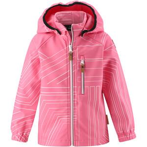 Reima Vantti Softshell Jacket Kids bubblegum pink bubblegum pink