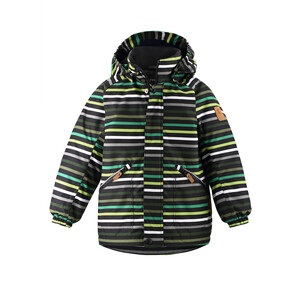 Reima Nappaa Winter Jacket Kids dark green dark green