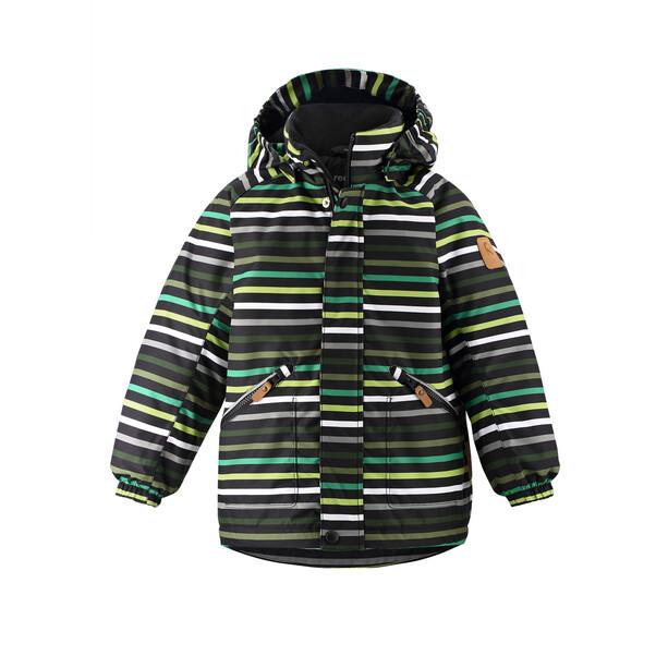 Reima Nappaa Winter Jacket Kids dark green