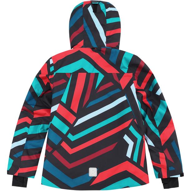 Reima Wheeler Winter Jacket Youth dark sea blue