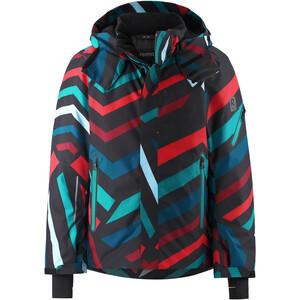 Reima Wheeler Winter Jacket Youth dark sea blue dark sea blue