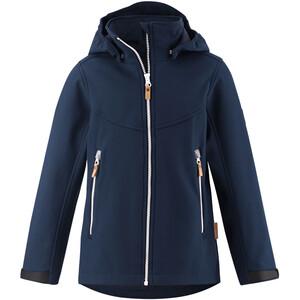 Reima Vandra Softshell Jacket Youth navy navy