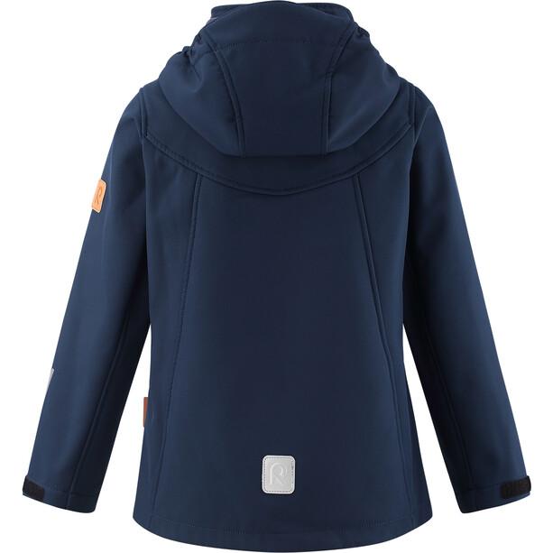 Reima Vandra Softshell Jacket Youth navy