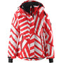 Reima Frost Winter Jacket Youth tomato red