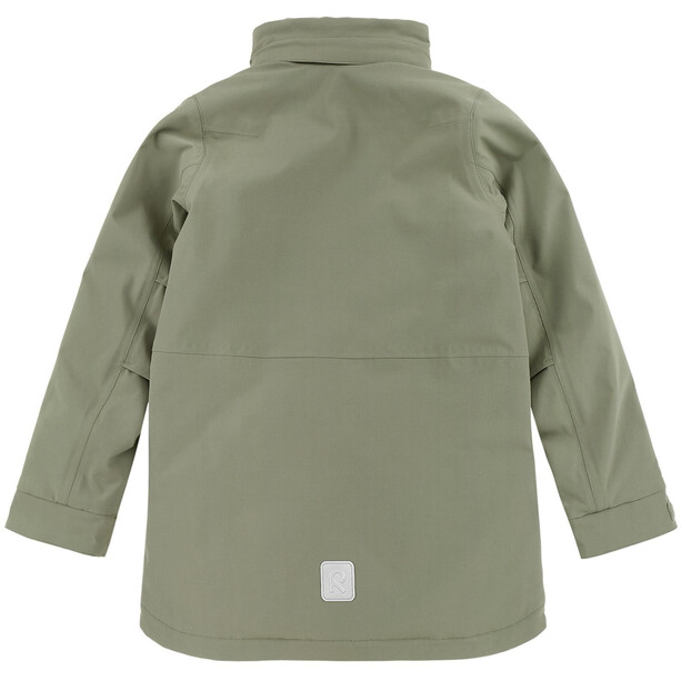 Reima Malaren Parka Youth greyish green