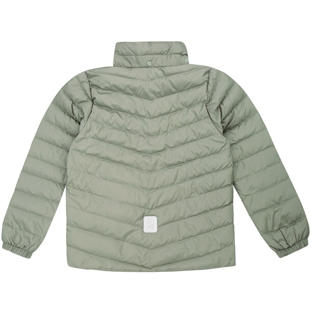 Reima Falk Down Jacket Youth greyish green