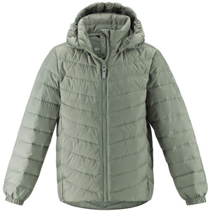 Reima Falk Down Jacket Youth greyish green greyish green