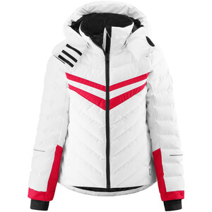 Reima Austfonna Winter Jacket Youth white white