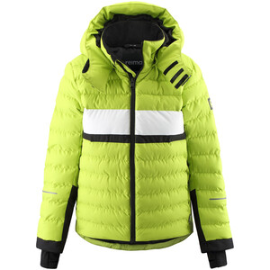 Reima Alkhornet Winter Jacket Youth lime green lime green
