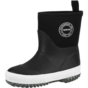 Reima Leapster Rain Boots Kids black black