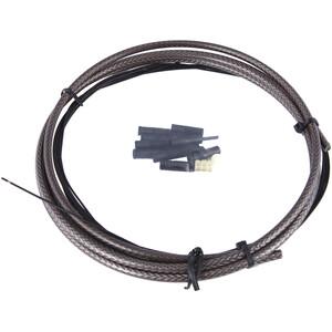 ASHIMA ReAction Schaltzugset mit PTFE Beschichtung black black