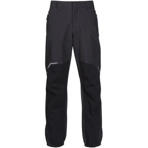 Bergans Sjoa 2L Hose Jugend solid charcoal/black/solid grey solid charcoal/black/solid grey
