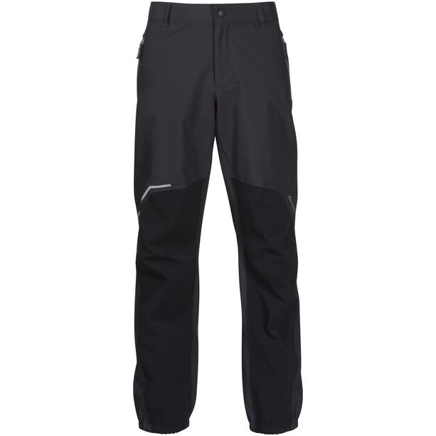 Bergans Sjoa 2L Hose Jugend solid charcoal/black/solid grey