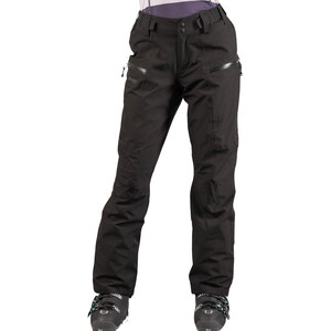 Bergans Stranda Isolierte Hose Damen black/solid charcoal black/solid charcoal
