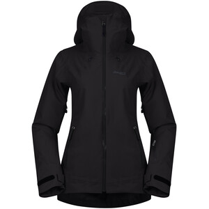 Bergans Stranda Insulated Hybrid Jacket Women black/solid charcoal black/solid charcoal